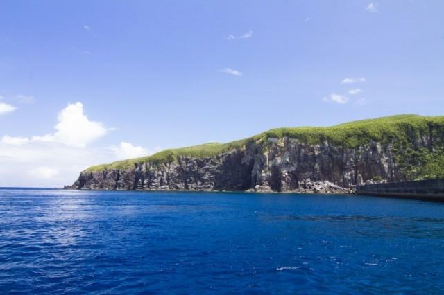 【驚】鹿児島の竹島の海。こんなに青いのみたことない