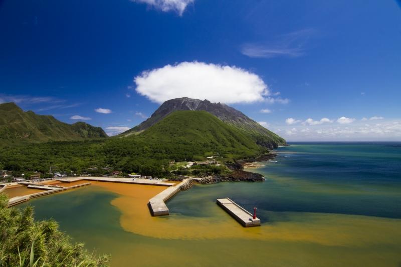 薩摩硫黄島の温泉が想像を遥かに越えていた