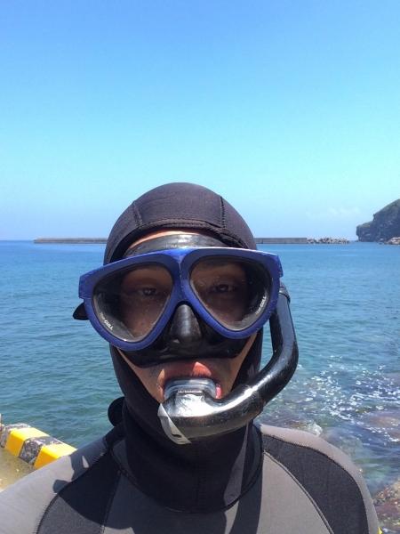 三島村 竹島での素潜りレポート! 釣れた魚は・・・?