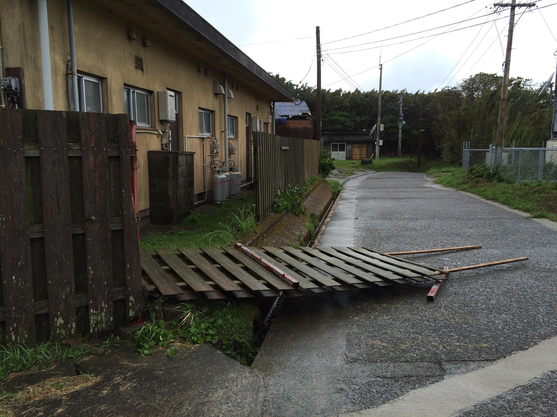 台風による離島ライフラインの被害は?
