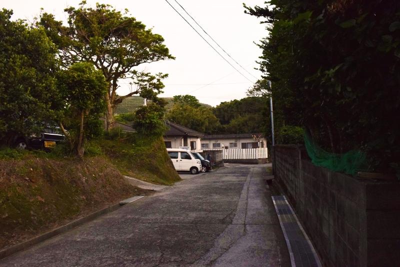 竹島の銀座!?離島の中心部を紹介。