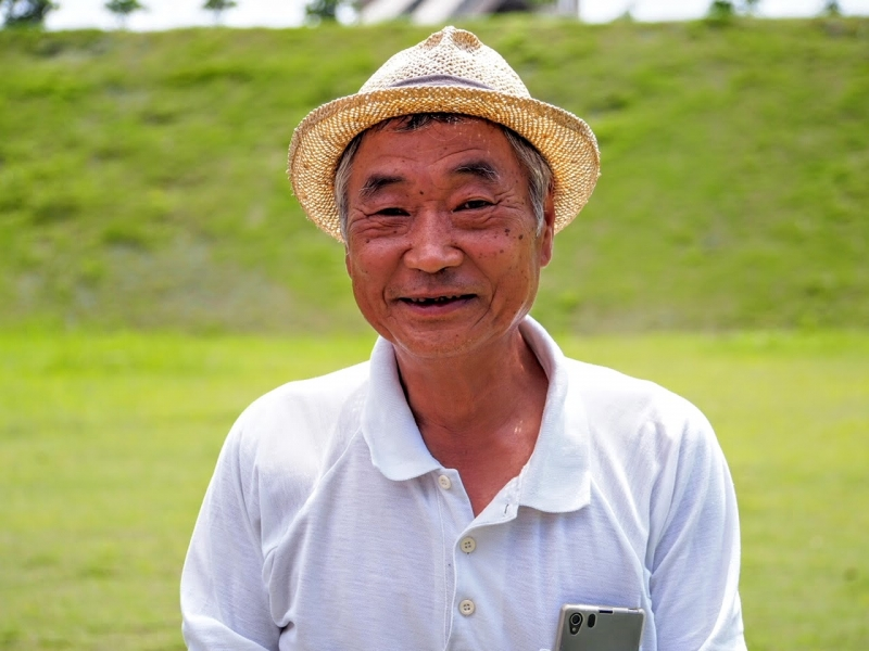 硫黄島は「本当の島」その暮らしを感じて欲しい-徳田和良さん