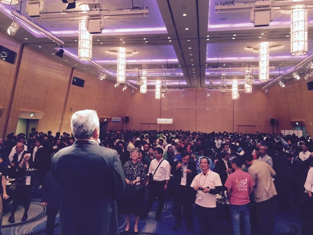 700人以上が集結!日本ジオパーク霧島大会!