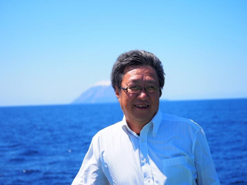 国際色豊かな島になってほしい – 平田政昭さん