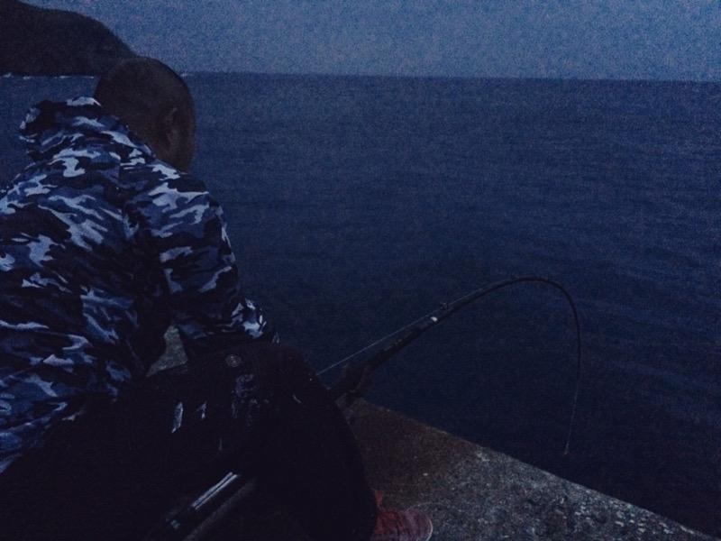 超高級魚を釣る!離島の魚釣り!