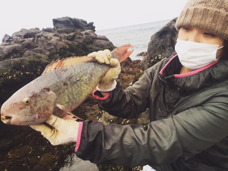 なんて日だ!まさかの方法で魚をゲット!!