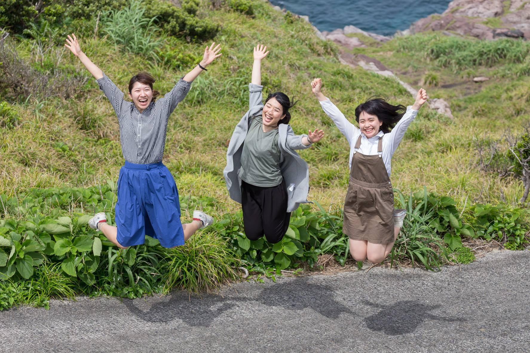 大名筍!海!BBQ!!竹島で写真撮影会!