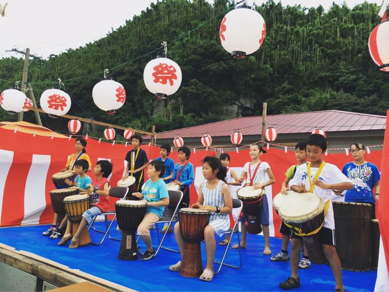大盛況!数年ぶりの竹島夏祭り!!