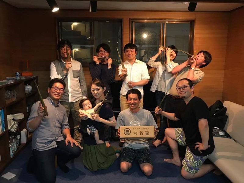 大名筍の旅 東京 2日目。半年間の研修を受けた場所へ!
