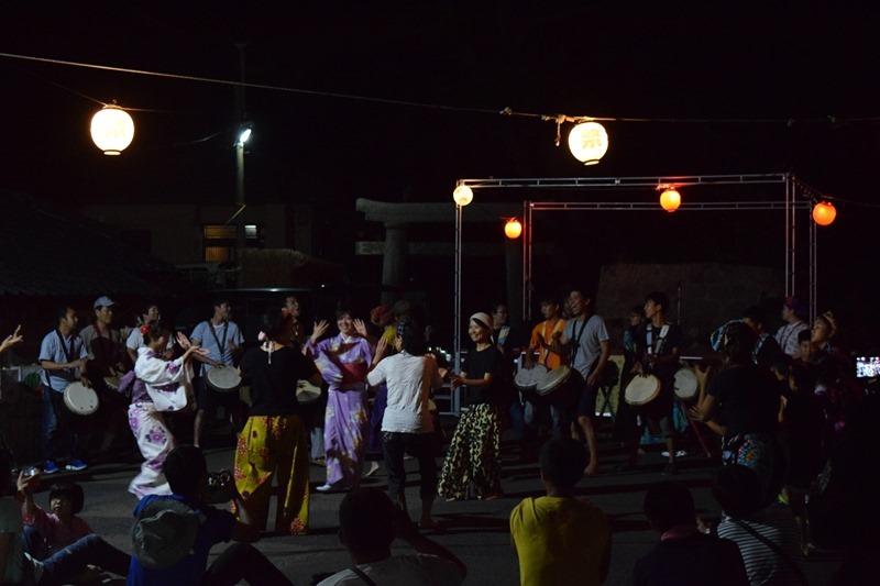 硫黄島のお祭り「六月灯」に行ってきました!