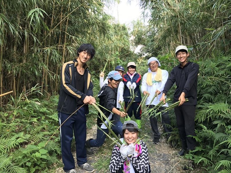 竹島へのボランティアツアー。離島で過ごした10日間。