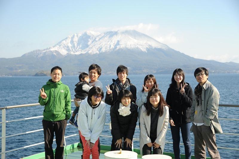 6人の若者が竹島で過ごした6日間。離島のボランティアツアー。