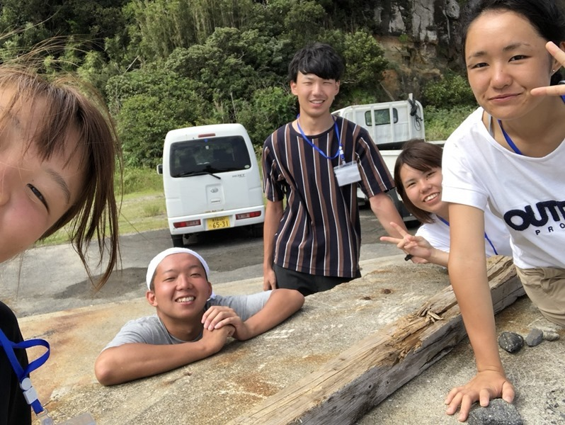 夏の村おこしボランティア、第2弾!!離島のボランティアツアー。