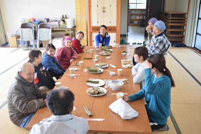 4人の女子大生、9日間の竹島生活。離島のボランティアツアー。